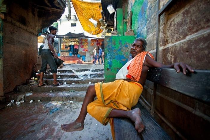 Kumbh Mela and Varanasi, India