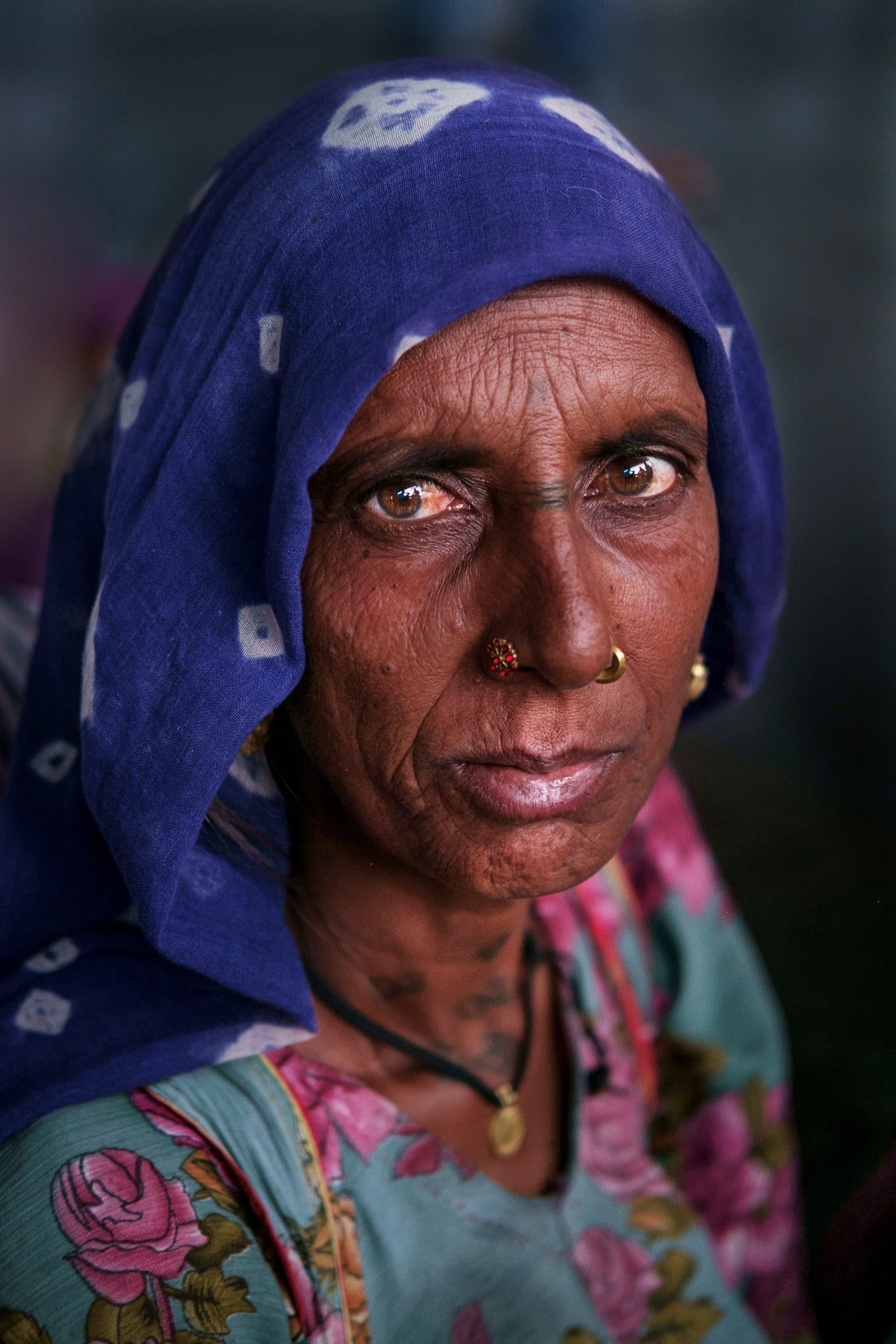 Rajasthan, India photo tour, street portraits