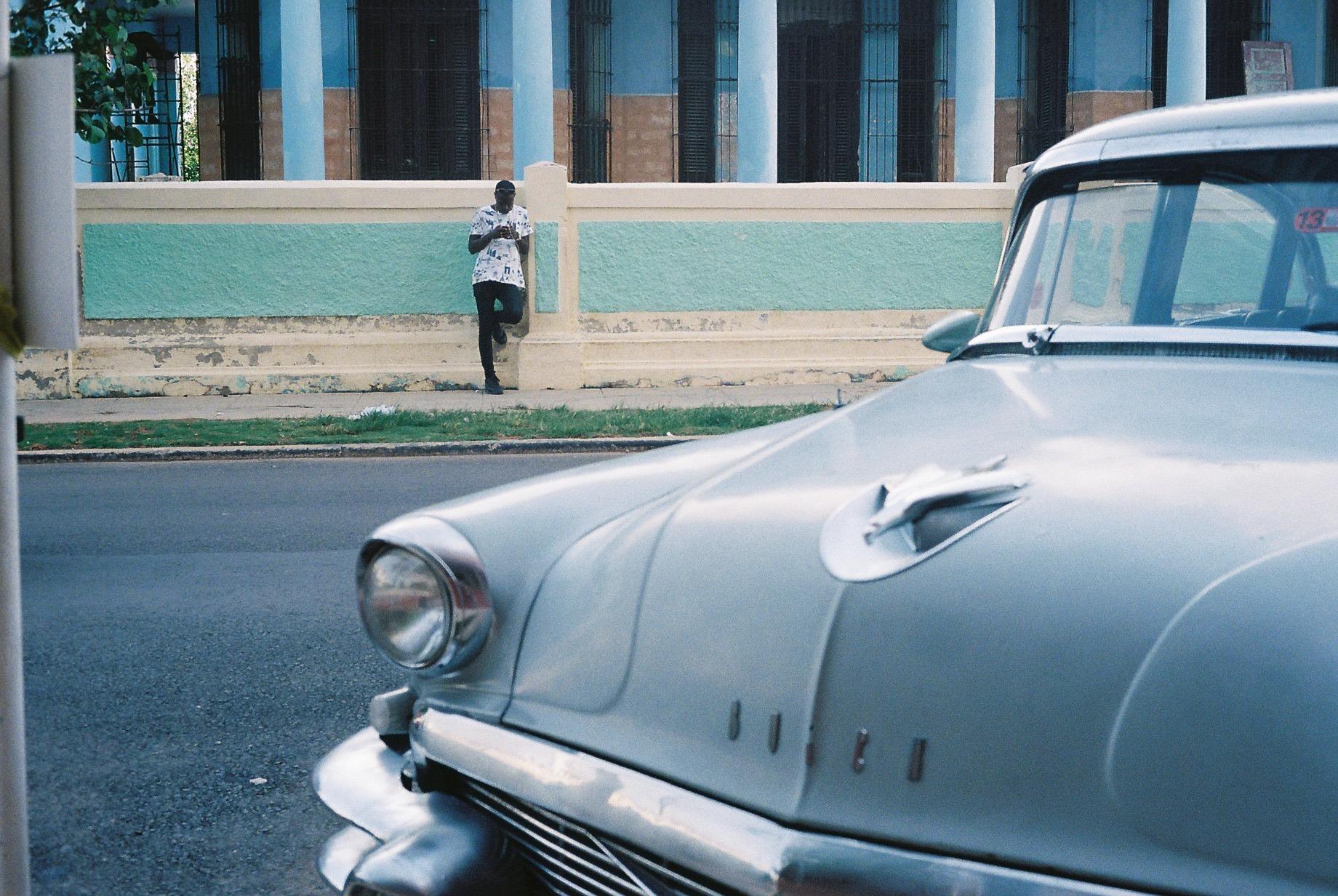 Film photography, cuba tour, photo tours