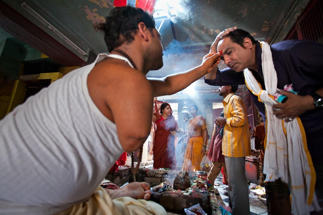Varanasi and Kumbh mela, India