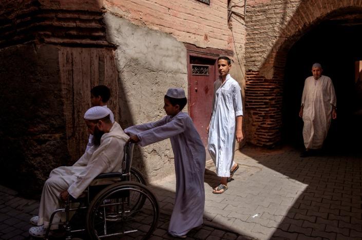 marrakech, moroco