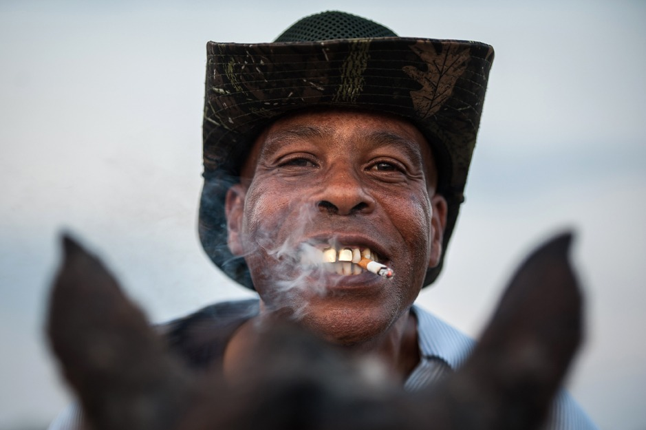 Mississippi Delta Cowboys and Cowgirls project by Rory Doyle