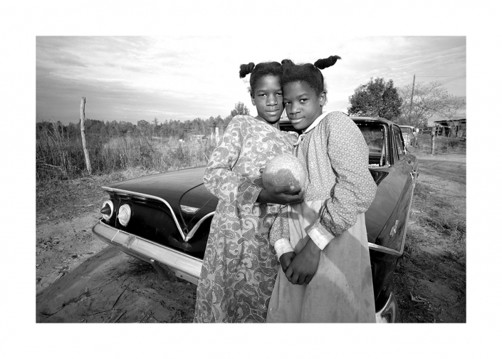 Prints for Mississippi fundraiser, photograph by Susan Meiselas