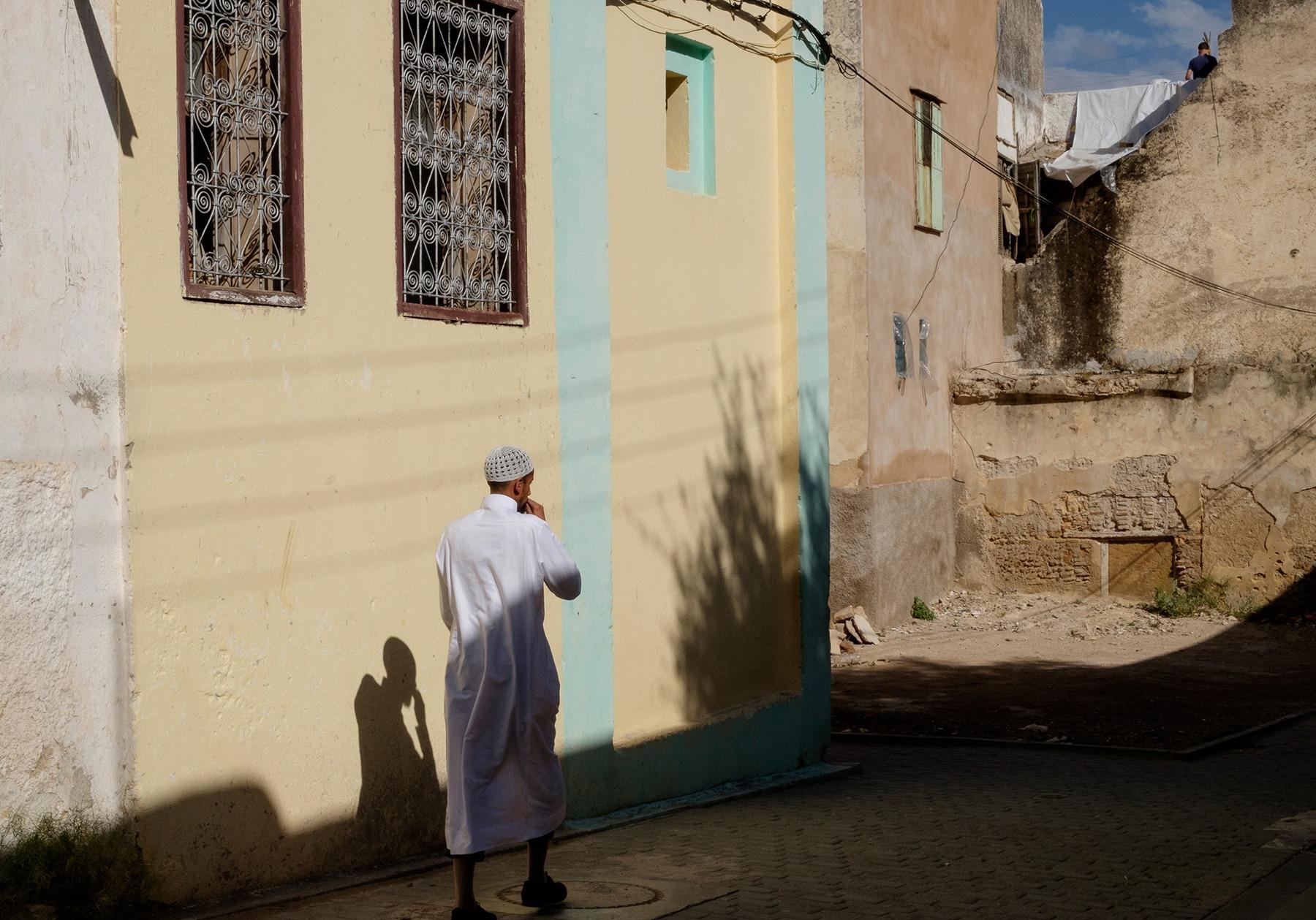 Jewish quarter, Morocco