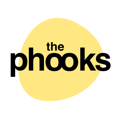 The Phooks: Self- and Indie-published photobooks library and marketplace